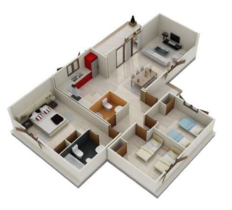 planos de casas en 3d 1000 images about planos on closet beds and living spaces