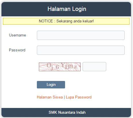 membuat aplikasi login dengan codeigniter aplikasi psb dengan php codeigniter dan mysql akbarnsslink