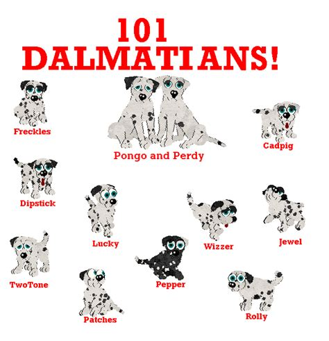 dalmatian puppy names 101 dalmatians puppy names car interior design