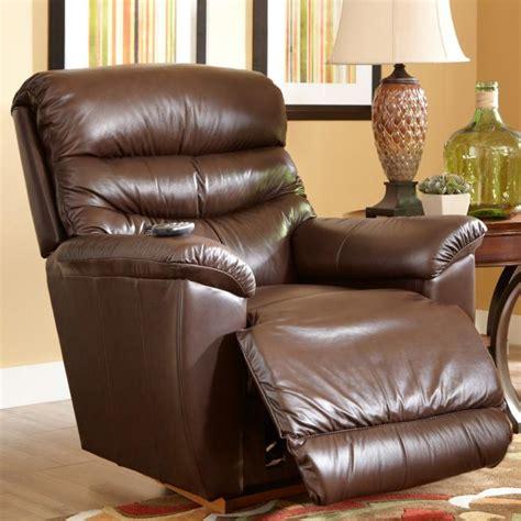 lazy boy joshua leather recliner joshua powerreclinexr reclina rocker 174 recliner by la z
