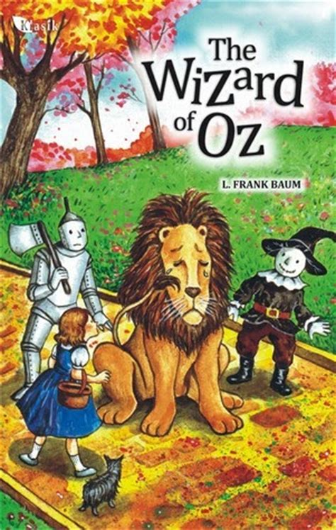 Mini Classic The Wonderful Wizard Of Oz Buku Anak Klasik s april 2014