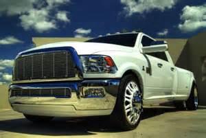 Custom Dodge Dually Sell Used Custom 2011 Dodge Ram 3500 4x2 Laramie Megacab