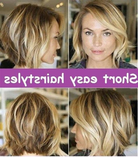 hair styles easiest to care for 20 best of easy care short haircuts