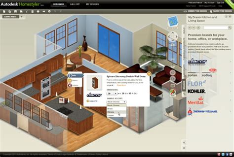 free online home renovation design software dise 241 ar casas online con autodesk homestyler