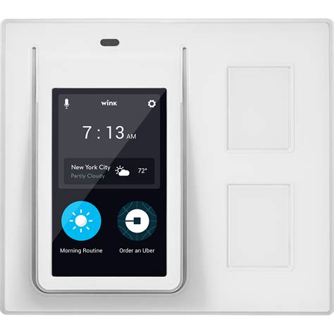 wink compatible light switch wink help relay