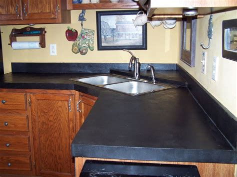 How To Install Kitchen Countertop Kitchen Knowing The Different Kitchen Countertop Types To Help Choosing Tile Kitchen Countertop