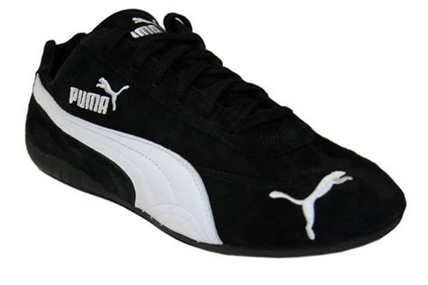 speed cat sneakers speed cat sd us mens sneakers black white 300483 01