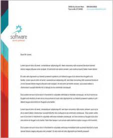 Business Letter Template Software 6 Company Letterhead Templates Word Free Premium Templates