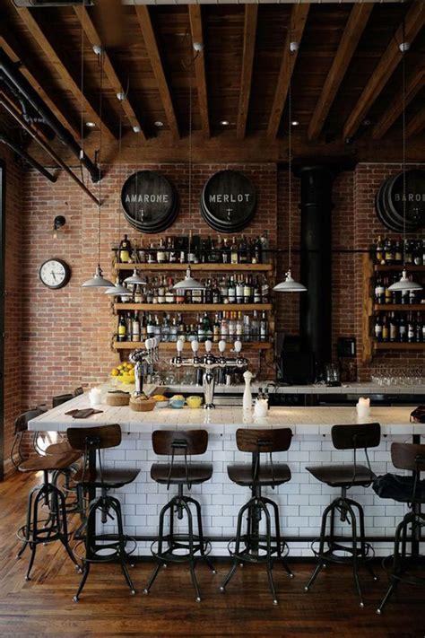 vintage coffee shop style interior homemydesign