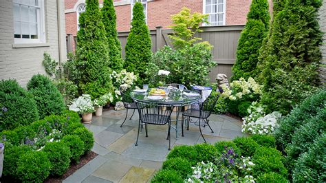 Low Maintenance Backyard Landscaping Pictures Small Space Big Solutions Planting For Privacy Grow