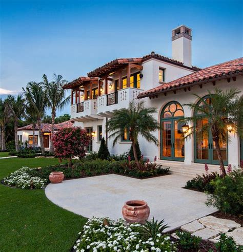 spanish style houses home decorating ideas the spanish style