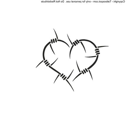 barbed wire heart tattoo designs barbed wire designs related keywords barbed wire designs