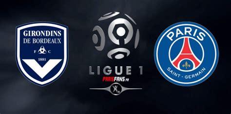 Calendrier Ligue 1 Bordeaux Ligue 1 Bordeaux Psg Reprogramm 233