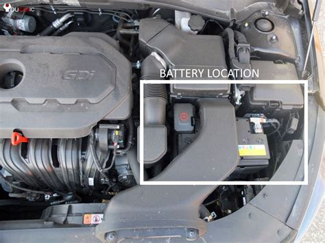 Battery For Kia Sorento Kia Battery Replacement How To Diy In 6 Easy Steps