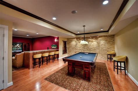 Lighting Ideas For Basement Top Basement Remodeling Ideas And Trends For 2014 2015 Local Contractors Directory