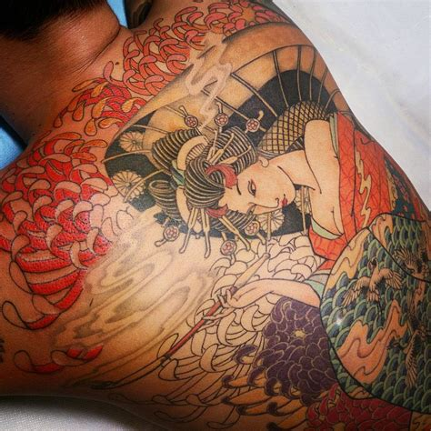 japanese lady tattoo designs 125 best japanese style designs meanings 2018