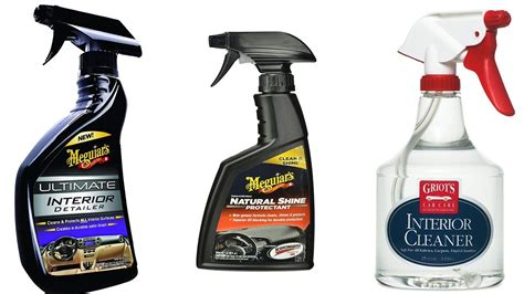 Best Car Upholstery Cleaner Reviews by Top 5 Best Interior Cleaner Reviews Best Car