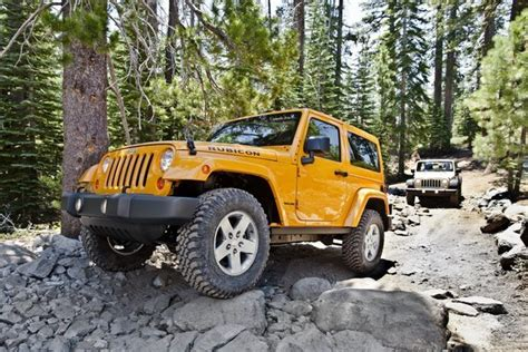 The Next Jeep Wrangler Next Generation Jeep Wrangler Will Keep Solid Axles