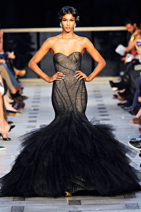 Runway Zac Posen by Ss12 Gown Fashiondetailsandcupcakemeetings