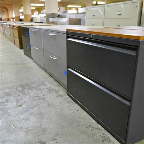 used 2 drawer lateral file cabinets office furniture