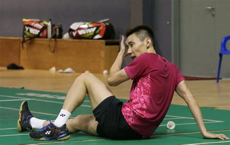 Mba Calendar 2017 Badminton by Chong Wei Asks Bwf For Exemption For Tight 2018