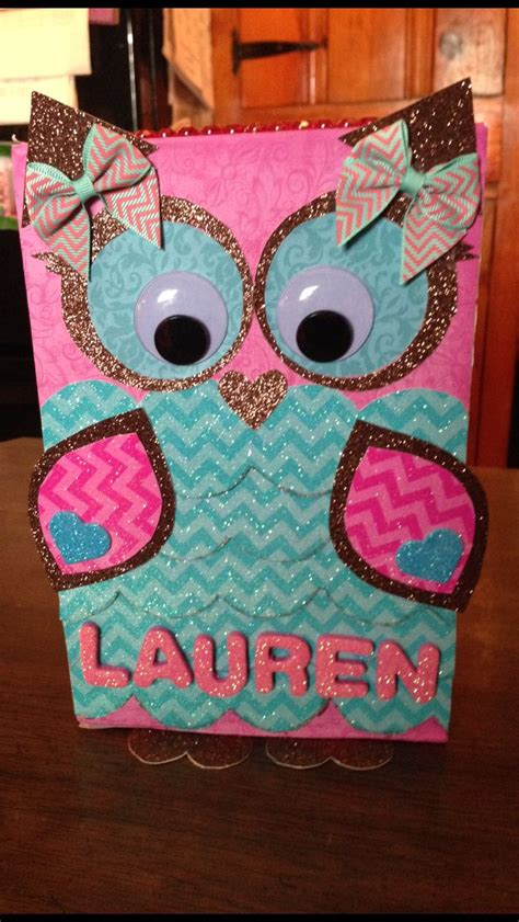 valentines day boxes ideas owl box box owl box