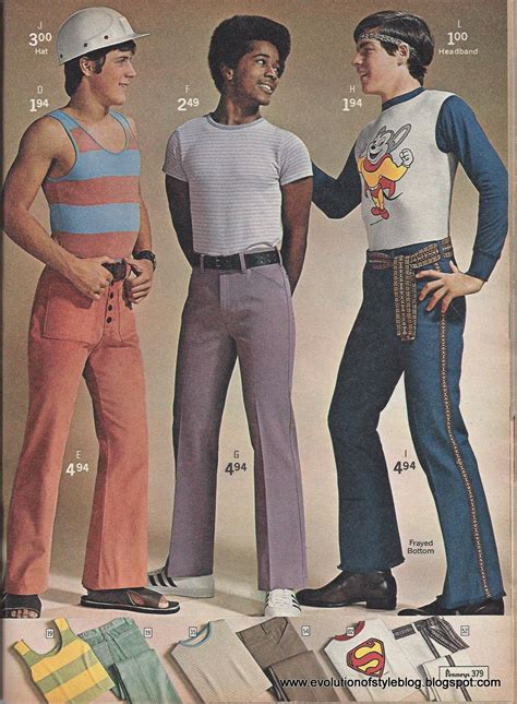Wardrobe Style by Jcpenney Catalog Style 1971 Evolution Of Style