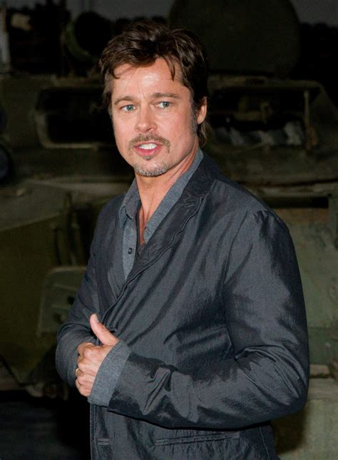 Pitt On by Brad Pitt S Secrets That Wrecked His