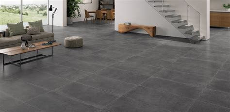 Grey Floor Tiles Living Room by Ec Limestone Porcelain Tiles In Grey Fill This
