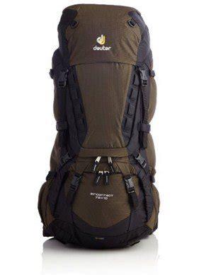 Tst Backpack backpacker rucksack test vergleich 2018