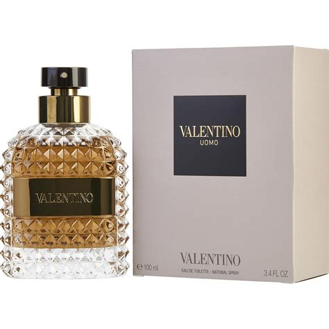 valentino uomo valentino uomo eau de toilette fragrancenet 174