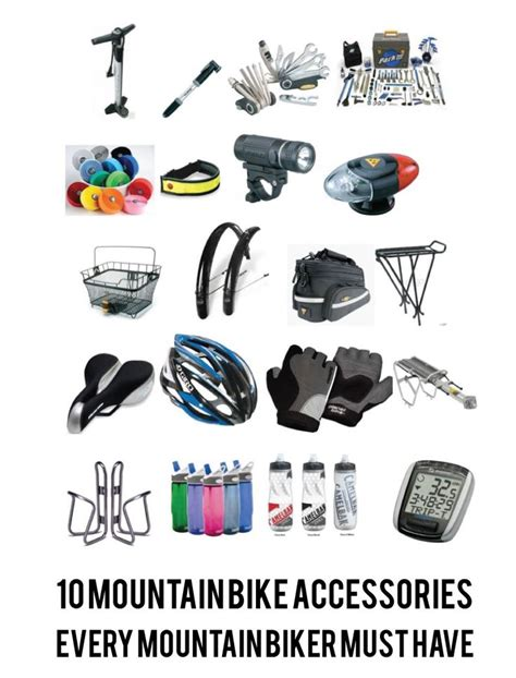 motorbike accessories 25 best ideas about mountain bike gear on pinterest