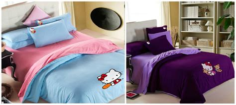 hello kitty bed sheets lovely hello kitty bedding sets home designing