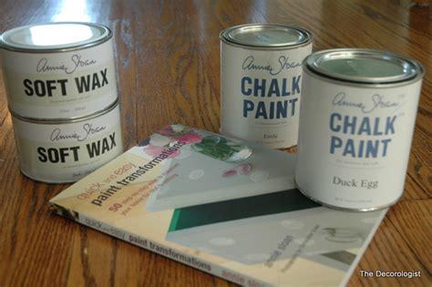 chalk paint no sanding all the rage sloan s chalk paint the decorologist