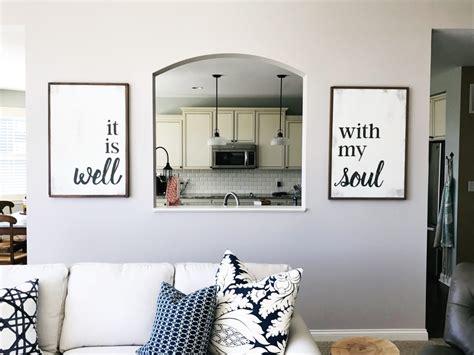 soul home decor sign  printable