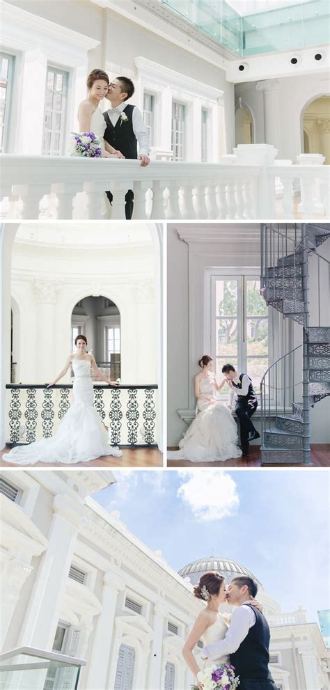 Top 10 Unique Singapore Pre Wedding Locations That You