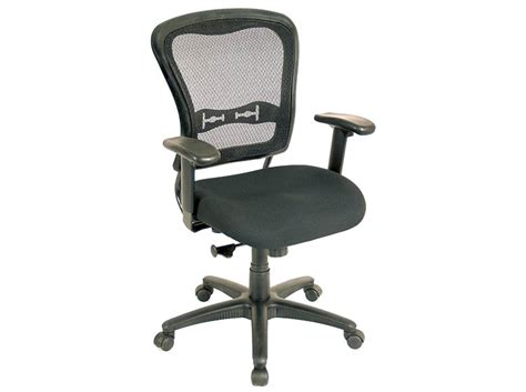 Mid Back Mesh Chair by Mid Back Mesh Chair Techno Office Furniture