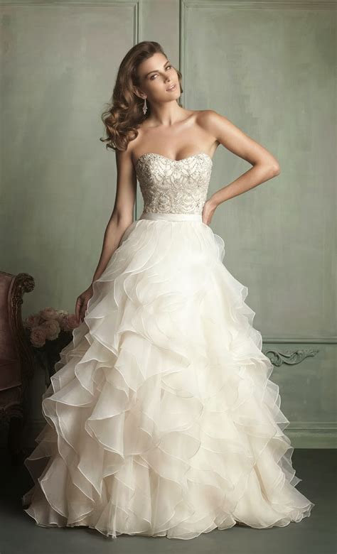 Best Wedding Magazines by Best Wedding Dresses Of 2013 The Magazine