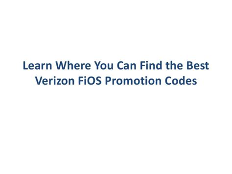 Verizon Gift Card Promotion - verizon fios coupon codes coupon valid