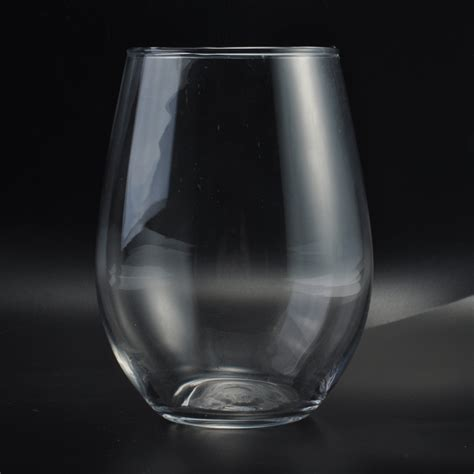 large high quality glass tumbler ml
