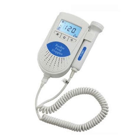 sonoline b handheld fetal doppler device dj medquip