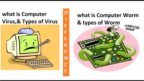 global technology archive common types of computer virus