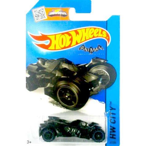 Catálogo Hot Wheels 2015 Batman : Arkham Knight Batmobile