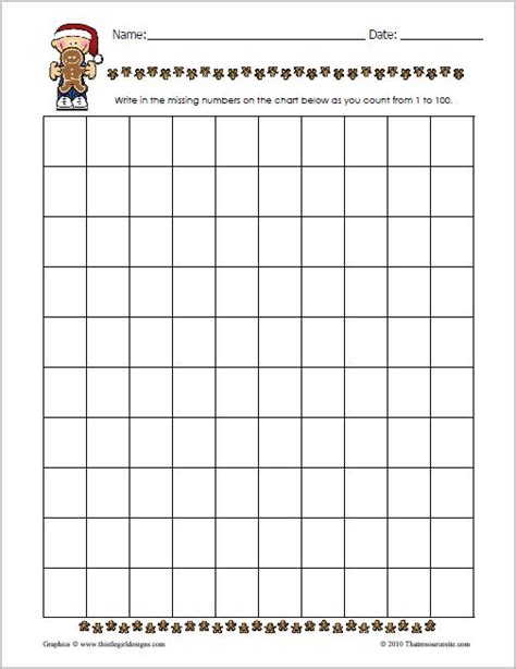 printable square numbers chart free worksheets 187 100 square printable free math
