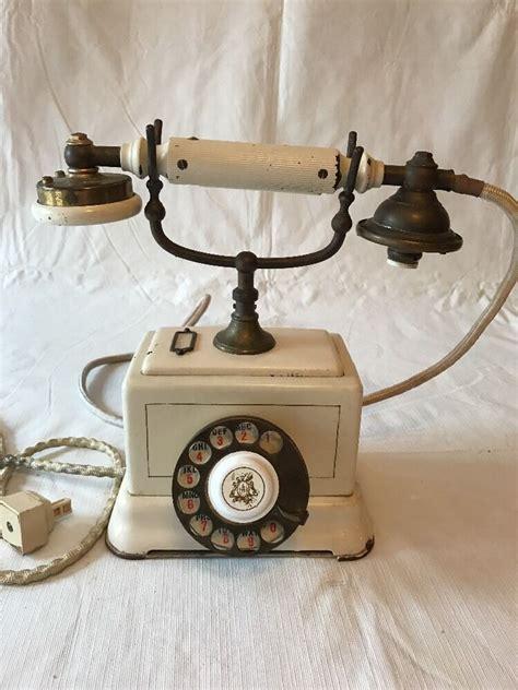 antique allm telefon ablm ericsson stockholm sweden