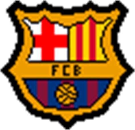 logo barcelona 512x512 pixel world s worst navy 8 color panorama version pixeljoint