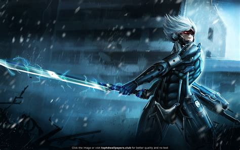 metal gear live wallpaper metal gear rising raiden hd wallpaper for your pc mac or