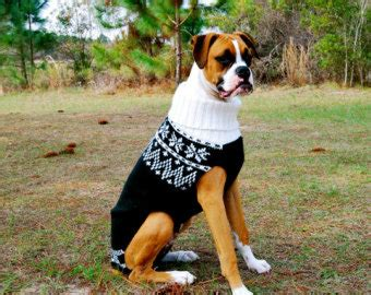 Pattern For Boxer Dog Coat | crochet boxer dog sweater pattern crochet patterns only