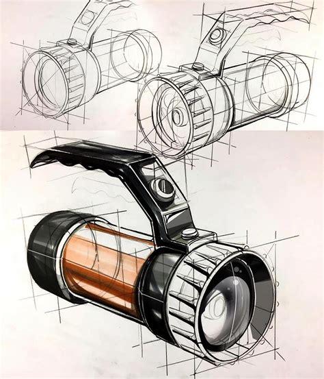 sketchbook rendering tutorial product design sketch technique and marker rendering