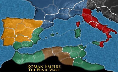 Roman Empire Ii Map